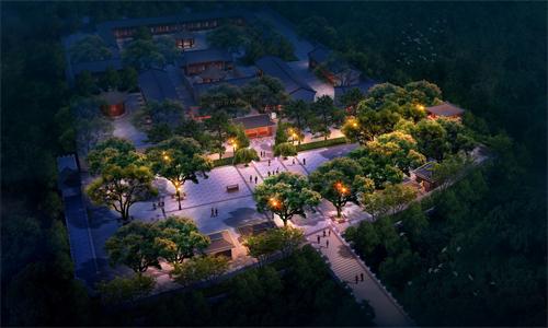 西安城市规划设计