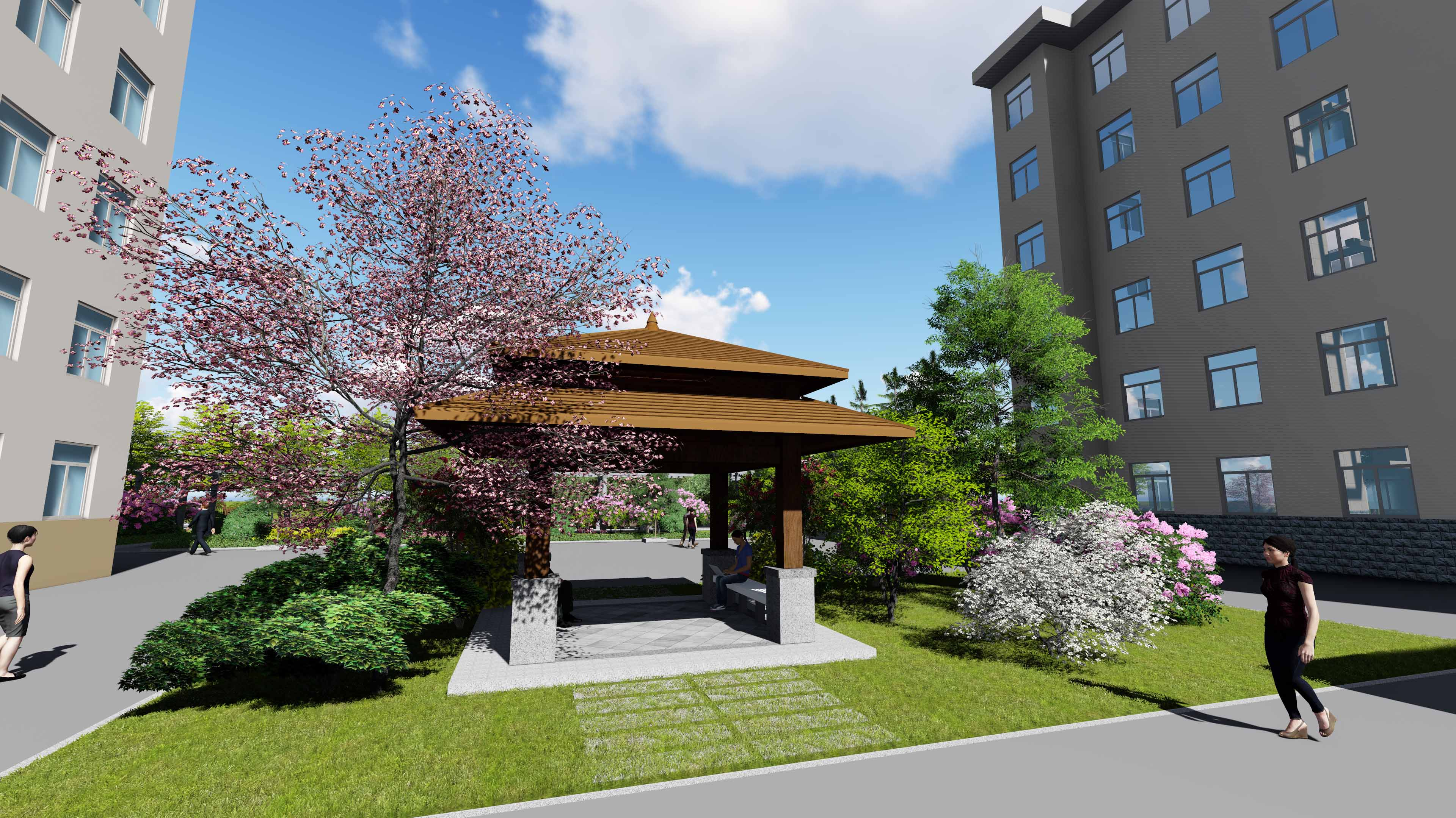 西安景观规划设计公司