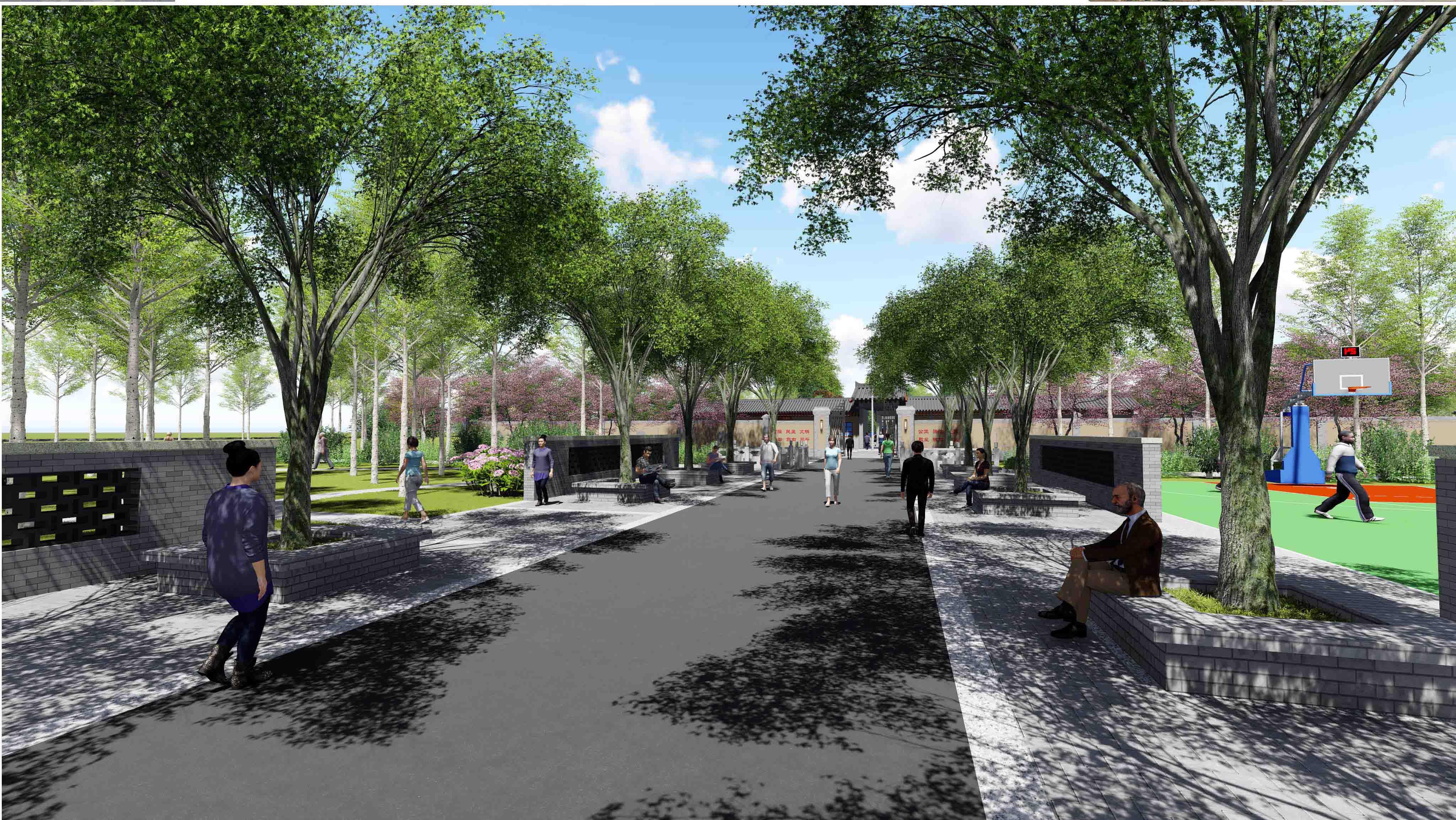 beplay首页城市园林绿化设计哪家好