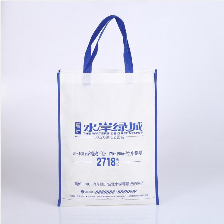 无纺布环保袋要比手提纸袋用量大?