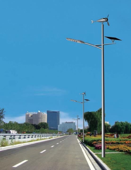 区域不同安装的太阳能路灯就不同?