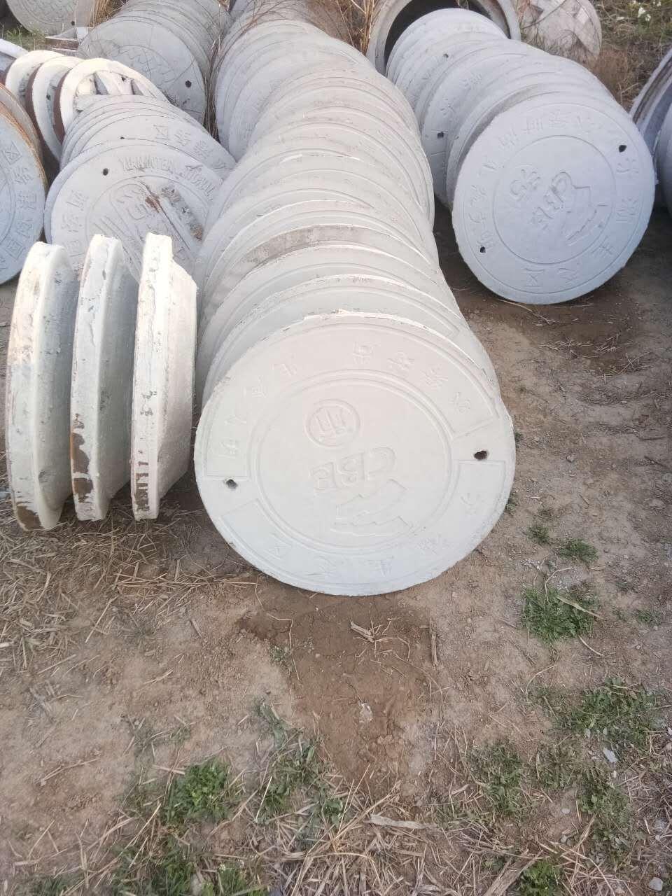 重型钢纤维井盖
