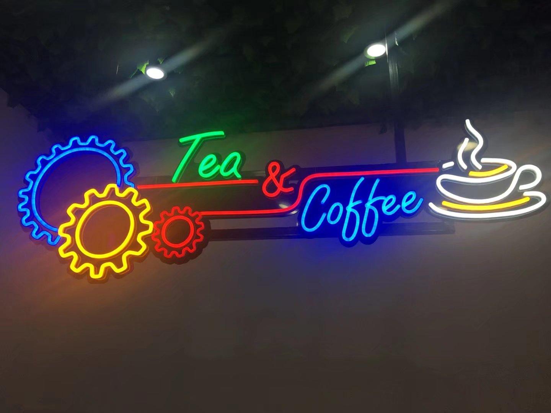 德福巷酒吧软膜灯箱