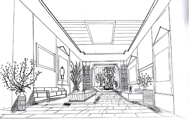 手绘效果图表现技法景观设计赵国斌主编和马克笔的景观世界买马克笔的