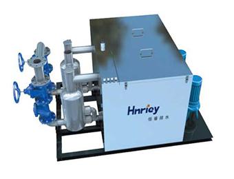 HRWSIIB/2W.C/2小型污水提升装置(双泵外置式)