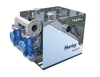 HRWSII/2.S小型污水提升装置