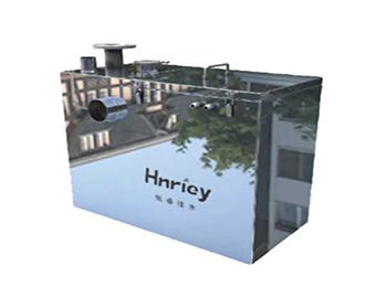 HRWSII.S小型污水提升装置