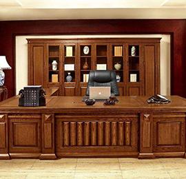 现代办公家具如何搭配?