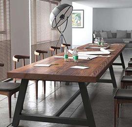 板式辦公桌定制就找西安淞升家具