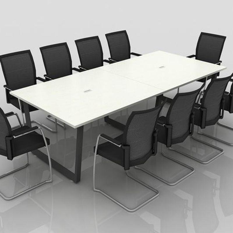 自媒體辦公室會議桌