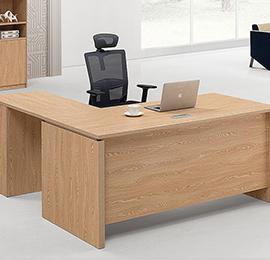 纯木办公桌