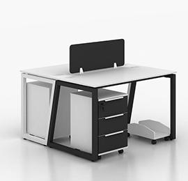 简约电脑板式办公桌