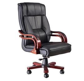 中式现代实木老板椅