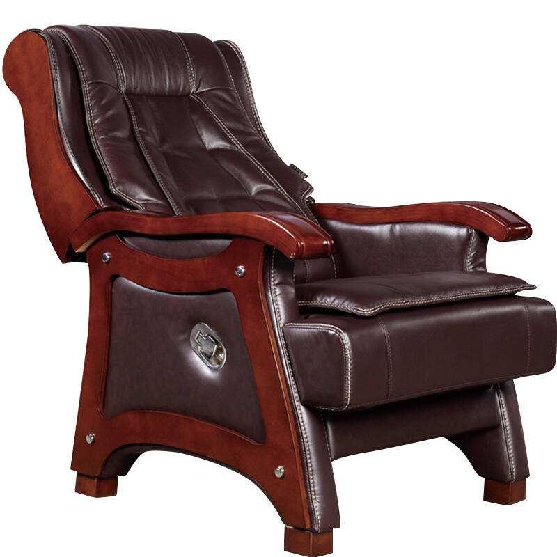 一张老板椅,气派又舒服