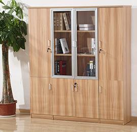 木质老板办公文件柜