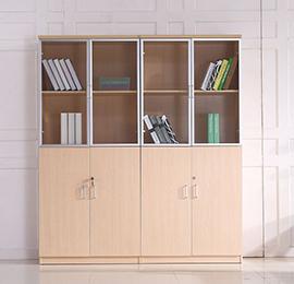 简约时尚木质书柜
