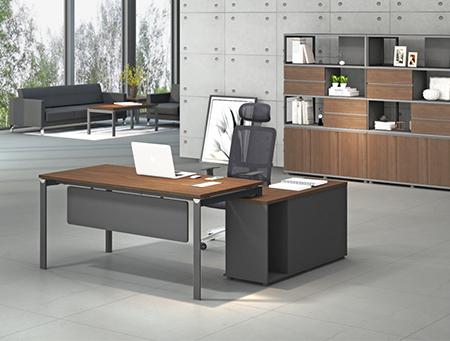 经理主管桌设计