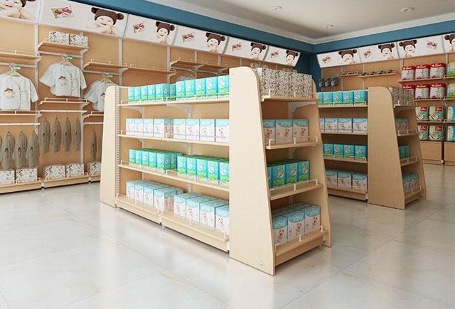 商场木质展柜
