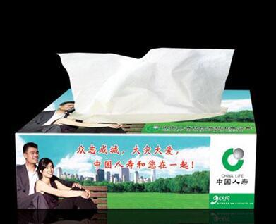 为什么抽纸盒会以企业品牌营销动力而闻名