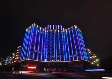 酒店楼体亮化工程设计