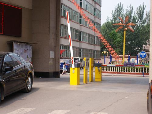 西安智能停车场系统