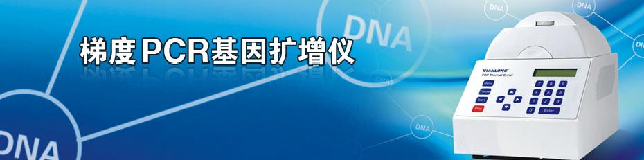 PCR基因扩增仪
