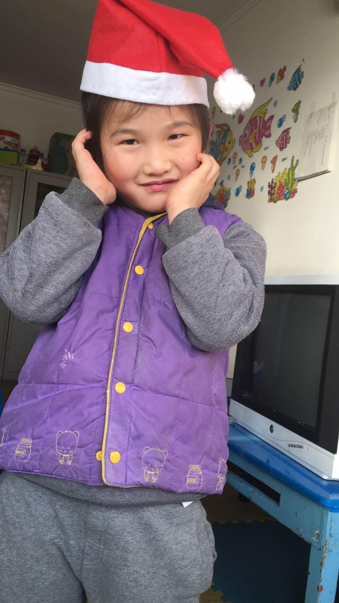 西安自闭症儿童培训学校庆元旦