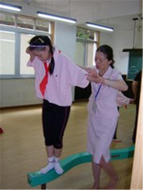 西安智障儿童训练