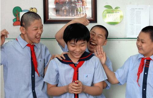 西安东郊智障儿童学校在哪里