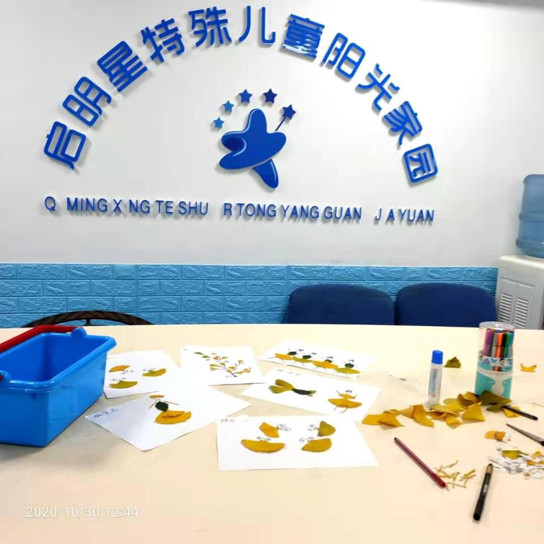 西安市启明星自闭症儿童的教育