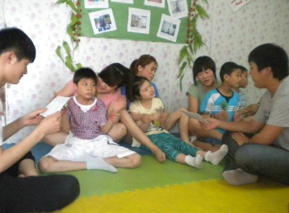 西安智力低下儿童
