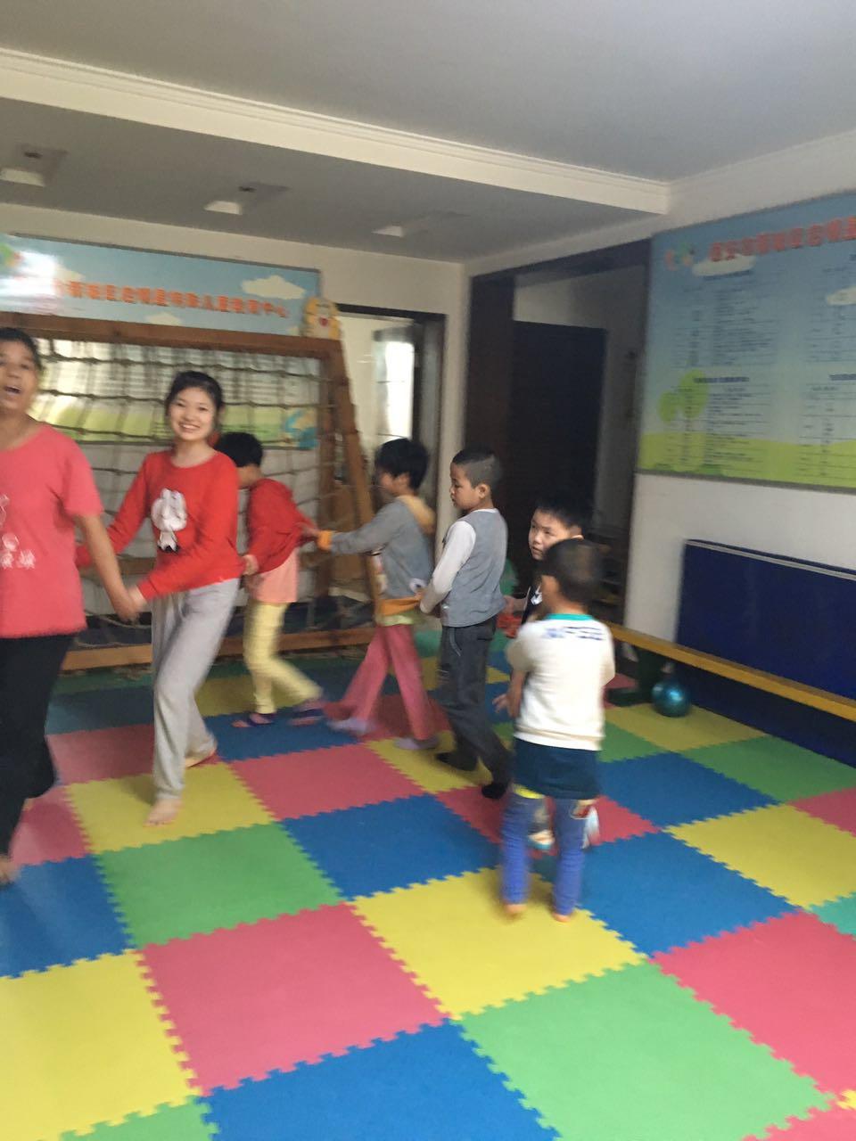 西安智力低下儿童训练
