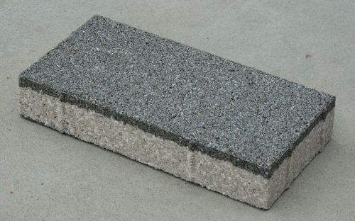 冬季如何提高陶瓷透水砖的抗冻性