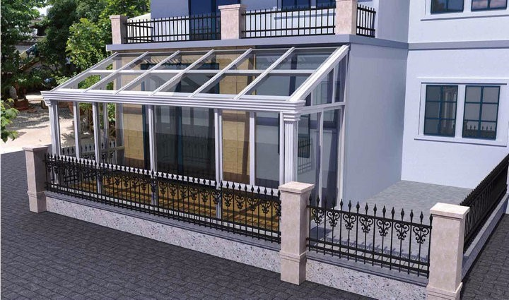 家里有个阳光房有助于家人的生活健康