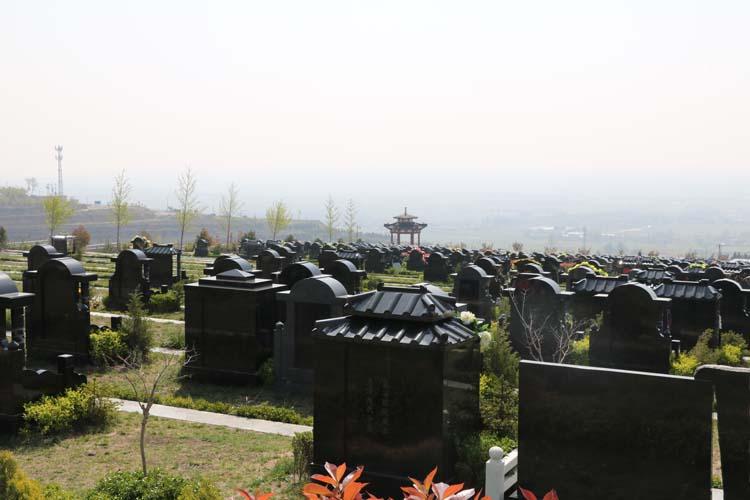 西安墓地概述
