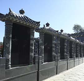 陕西墓园排名