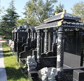 西安附近墓地