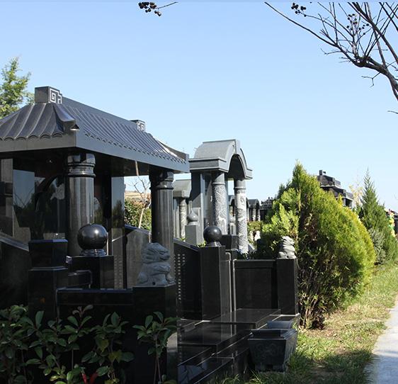 咸阳孝恩园墓地