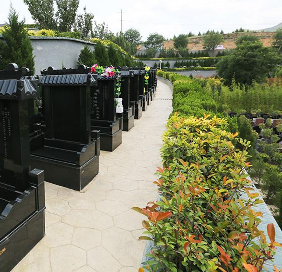西安灵恩园公墓