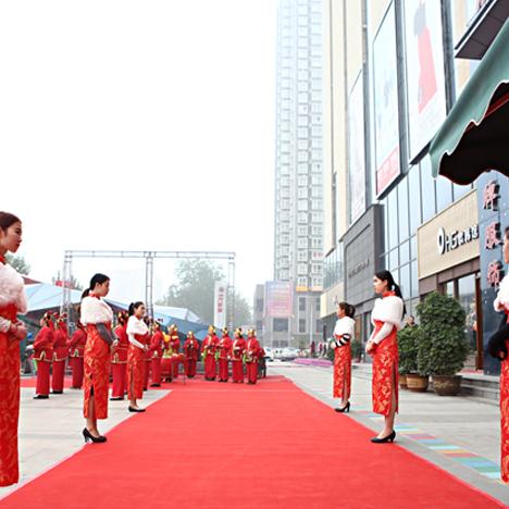 一个好的西安开业庆典到底能给公司企业带来什么