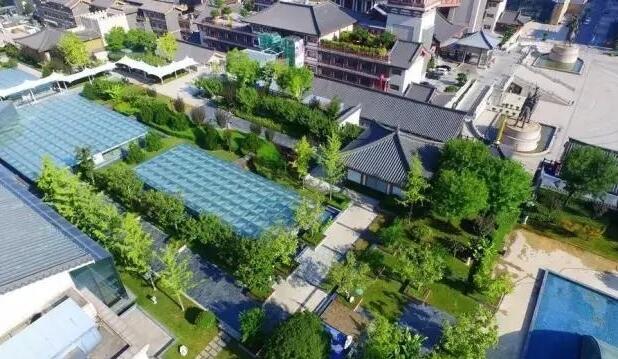 屋顶绿化的几种成熟技术