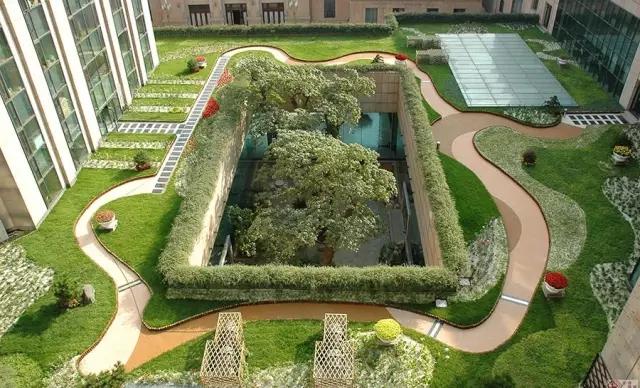 一个优秀的屋顶的花园应该具备的条件