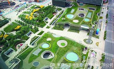 專業屋頂綠化