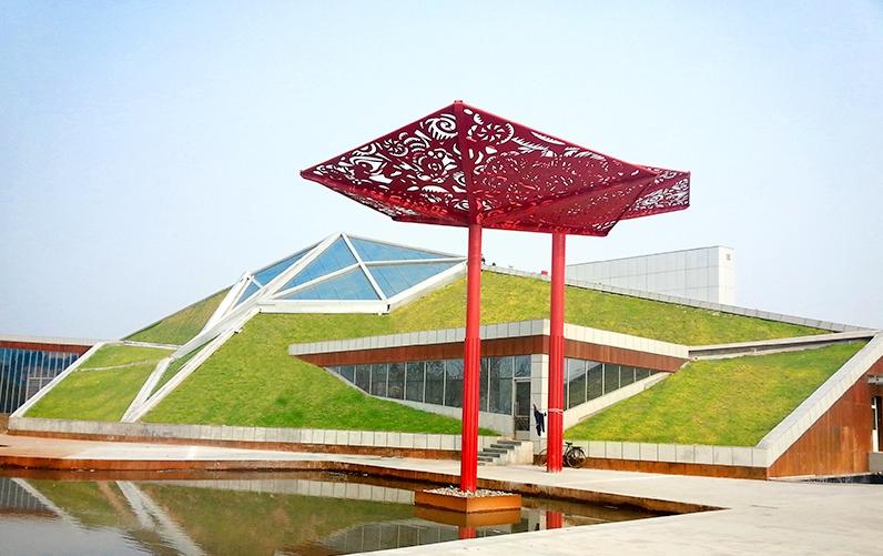 屋頂花園綠化養護需要注意什么?
