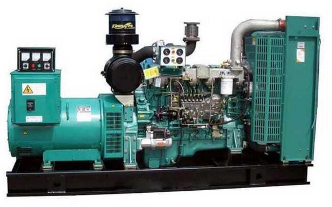 1500KW无动柴油发电机组