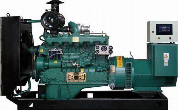 1400KW无动柴油发动机组