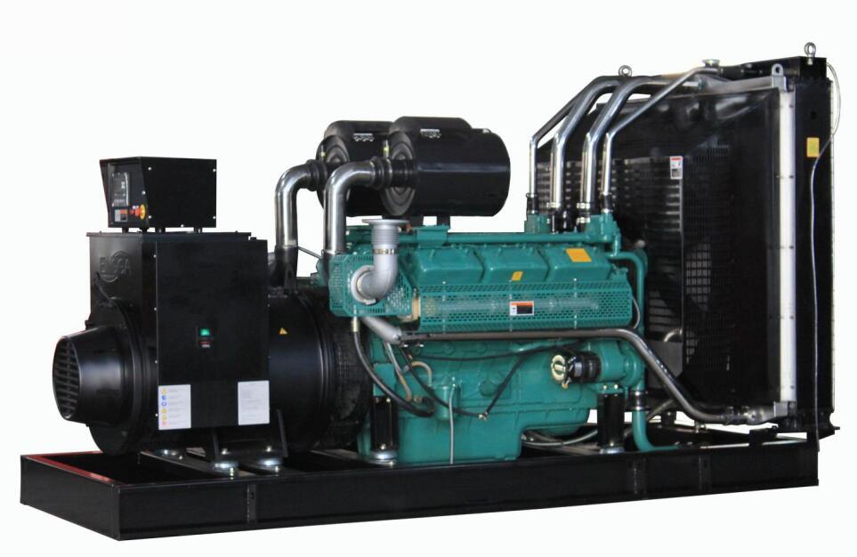 无锡动力200KW柴油发电机组