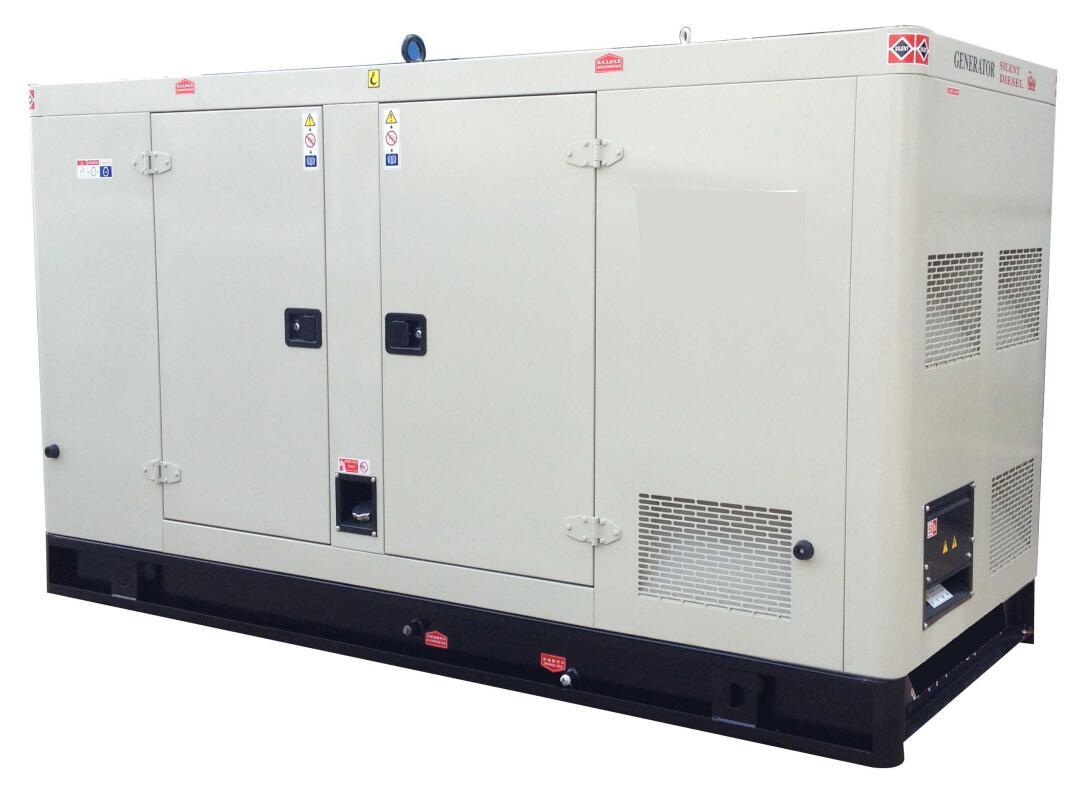 高陵区静音型柴油发电机组