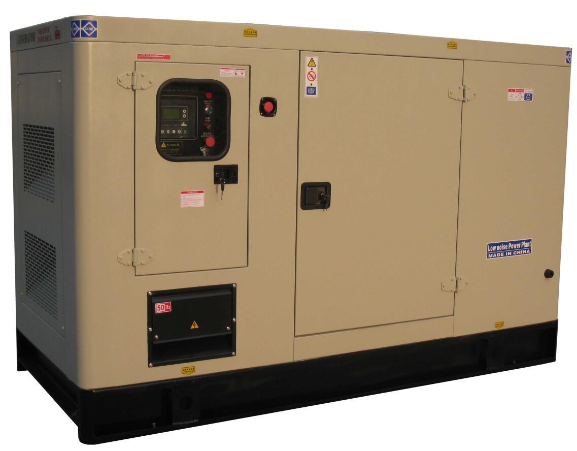 陕西静音型柴油发电机组