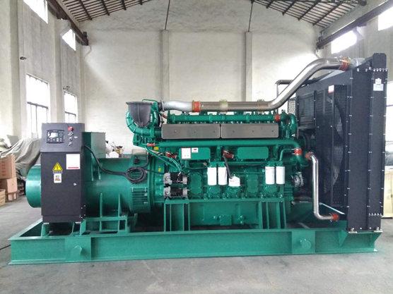 西安800kw玉柴柴油发电机组